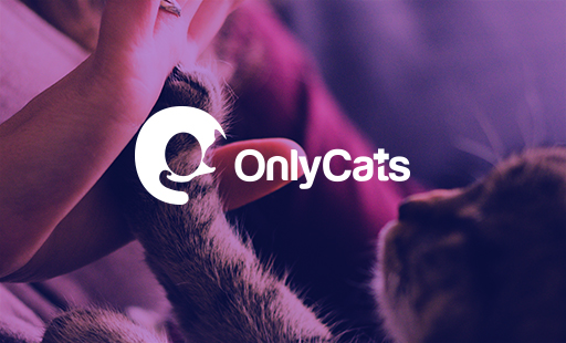 Onlycats - Logo
